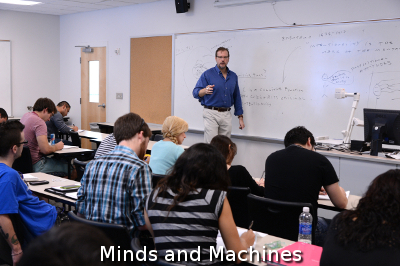 Minds & Machines Lecture